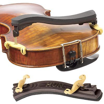 Kun Collapsible 4/4 Violin Shoulder Rest - WE ARE AN AUTHORIZED DEALER!