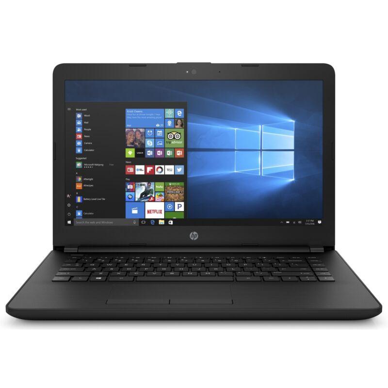 "Hewlett Packard 14-bw065nr 14"" AMD Dual-Core E2-9000e 4GB DDR4 Laptop - 1KU85UA#"
