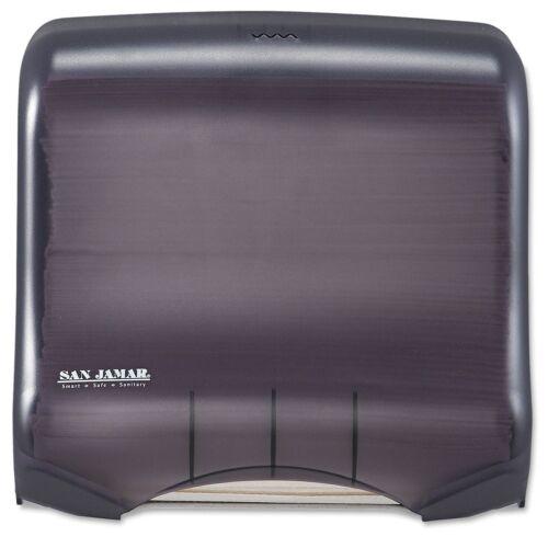 San Jamar Classic, Mini C-Fold and Multi-Fold, Paper Towel Dispenser Black.