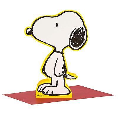 Hallmark Snoopy Peanuts Birthday Card with Envelope