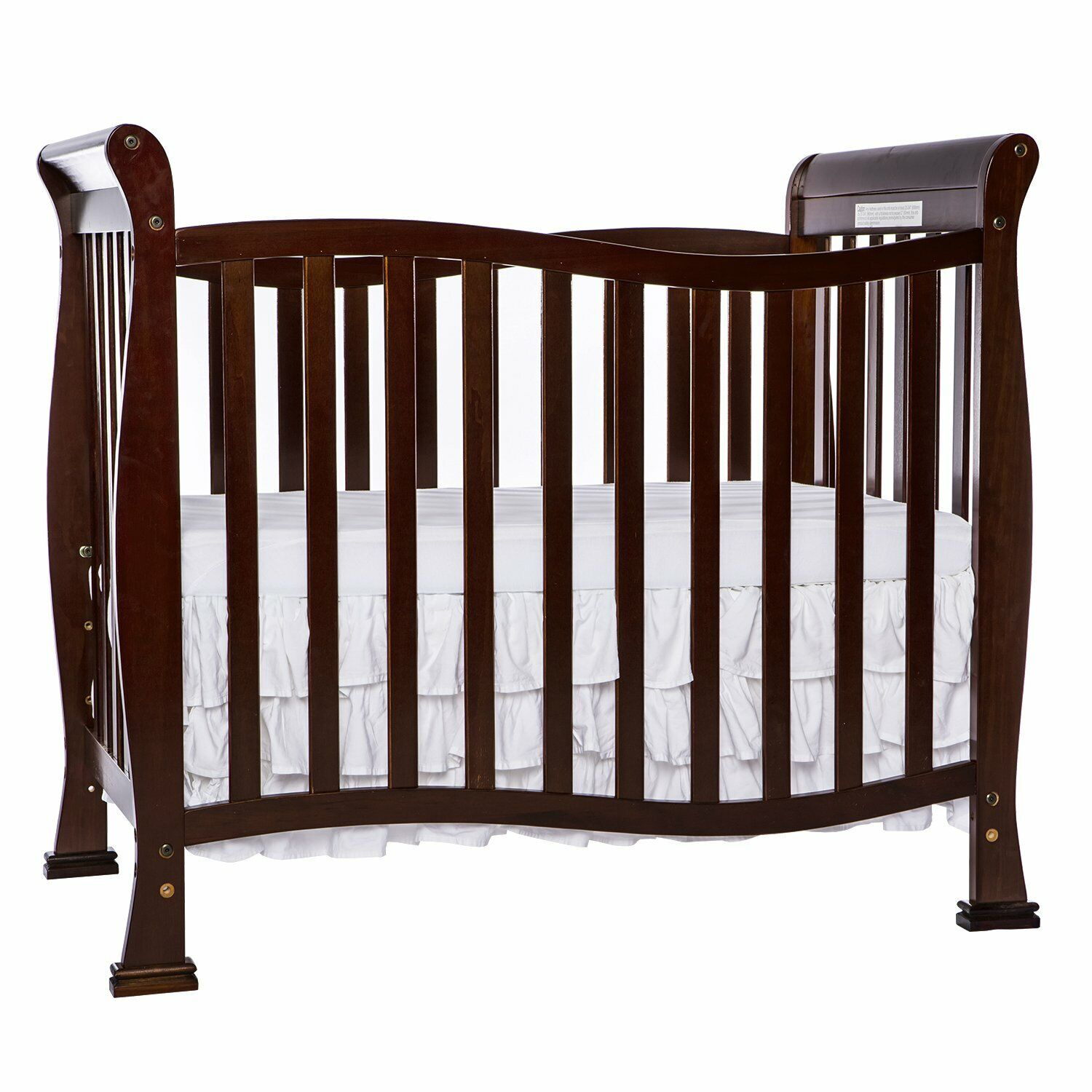 Dream on Me Violet Piper 4 in 1 Convertible Mini Crib Expres