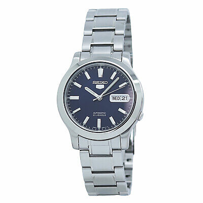 Seiko 5 Automatic SNK793 Blue Dial Stainless Steel Men's Watch