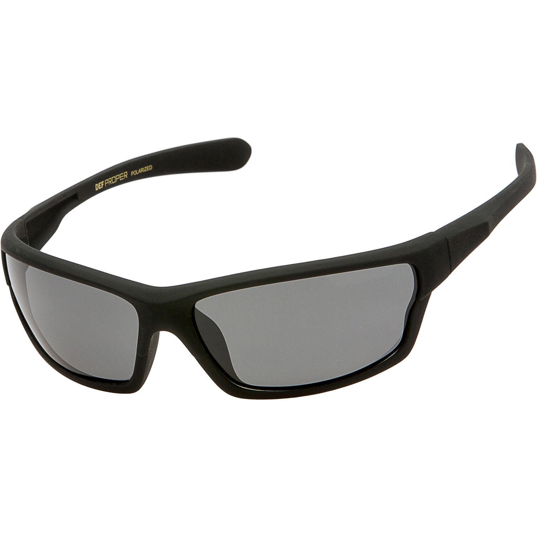 94a52e47a6 DEF Proper Polarized Sunglasses Mens Sport Running Fishing Golf Driving  Glasses 아이템 넘버  282921339068.