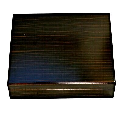 Orleans Group 20-25 Count Cedar Cigar Humidor with Walnut Finish VG-12WL/H
