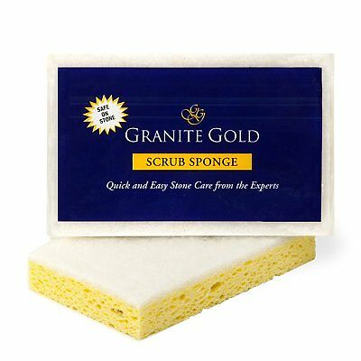 Granite Gold Non Abrasive Natural Stone Cleaning Scrub Sponge GG0022