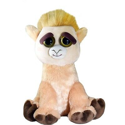 Feisty Pets Dolly Llama Llama Growling Plush Figure NEW Toys Funny Joke Gag