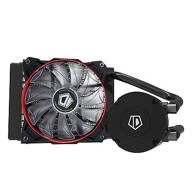 FrostFlow 120 AIO CPU Liquid / Water Cooler Extreme Performance for Intel / AMD