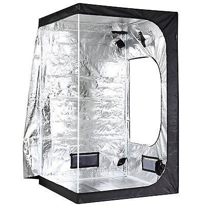 """iPower 48""""x48""""x78"""" Hydroponic Water-Resistant Mylar Indoor Grow Tent"""