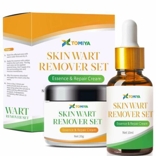 Skin Tag Remover Wart Remover Skin Tag Wart Mole Quita Verrugas Cream and Serum