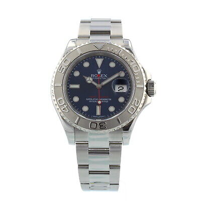 Rolex Yacht-Master 40 116622 Blue Dial Stainless Steel Box/Papers 2013