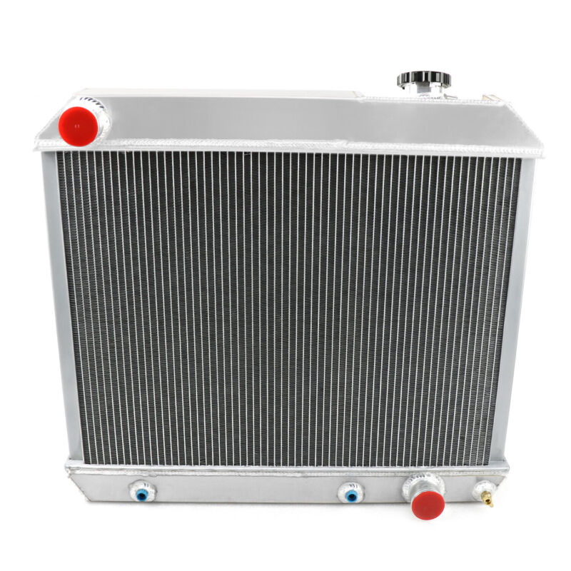 3 Row Aluminum Radiator for 1963-1966 Chevy GMC C//K Pickup Truck C10 C20 C30 AT