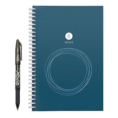 Rocketbook Wave Smart Notebook Executive Size 6
