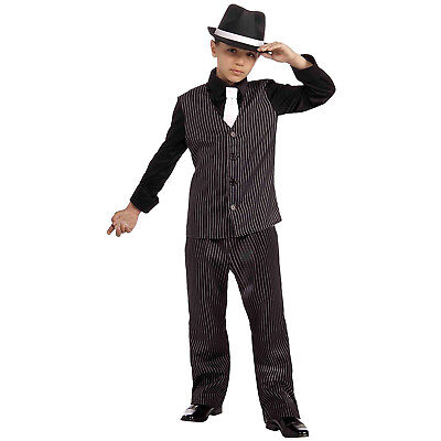 Forum Novelties 20's Lil' Gangster Child Costume - 20s Costume