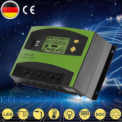 40A 12V -24V MPPT PWM Solar-Laderegler Solarregler Solarpanel mit LCD - Anzeige ()