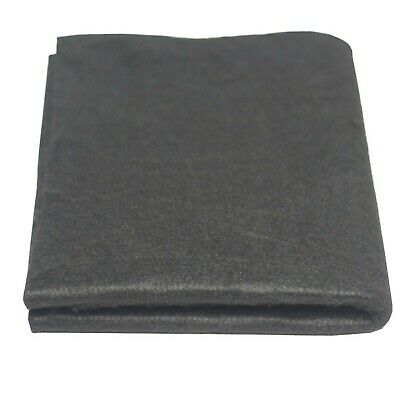 "HANSWAY High Temp 18"" X 24""(WL) x1/8"" Carbon Fiber Welding Blanket Protect Wo..."