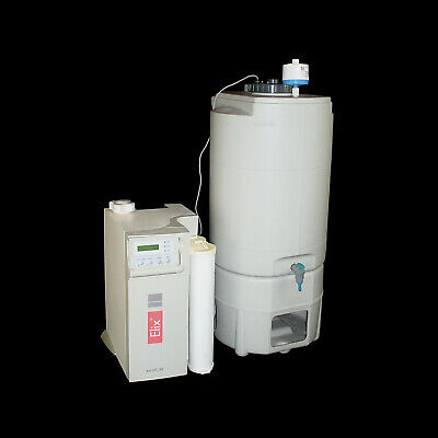 Millipore Elix 3 Zlxs6003y Uv Ultraviolet Water Purification System Wtank
