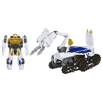 Transformers Dark of the Moon Autobot Ratchet Lunar Crawler 3 In 1 Cyberverse (Transformers 3 Dark Of The Moon Ratchet)
