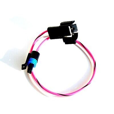 Painless Wiring 60124 Coil To Distributor Connector Cable External Coil ()
