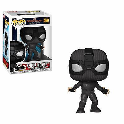 Funko Pop! Movies: Spider-Man Far From Home - Spider-Man in Stealth Suit Vinyl F