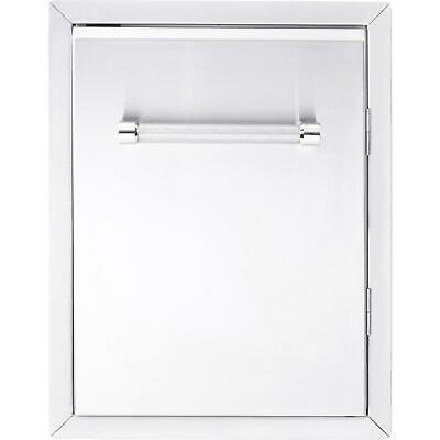 KitchenAid 18-Inch Stainless Steel Single Access Door
