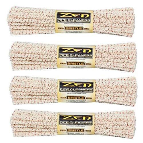Zen Bundles Zen Pipe Cleaners Hard Bristle Value Pack,176 Count ( 4x 44 Count)