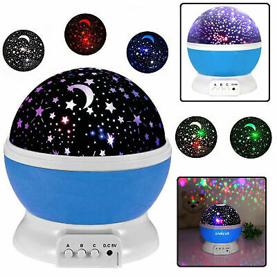 10 Year Old Gifts (TOYS FOR 2-10 Year Old Kids LED Night Light Star Moon Constellation Xmas)