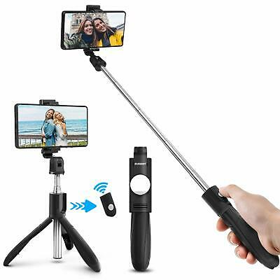 Simpeak Bastone selfie Bluetooth 3 in 1 Selfie Stick Per iPhone Huawei Samsung