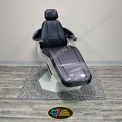 Adec Dental Patient Chair A-dec 1005 Priority Wupgraded Upholstery Headrest