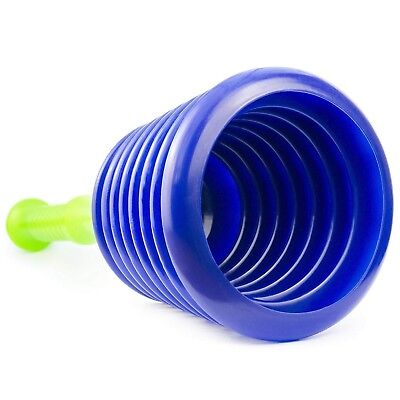 Large Plunger:  For Sinks, Bathtubs, Drains, Kitchens Waste and More (Luigi