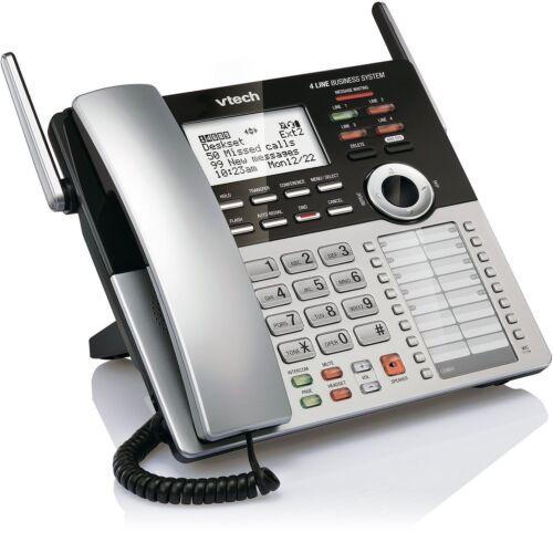 NEW Vtech CM18245 4 Line Business Phone Wireless Desk Extension REQUIRES CM18445