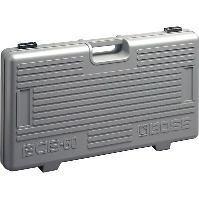 - Boss BCB-60 Deluxe Pedal Board and Case