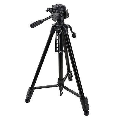 Professional Travel Tripod&Pan Head For Digital DSLR Canon Nikon Camera Portable