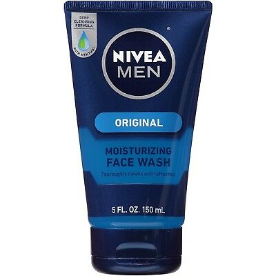 Nivea Dbl Act Face Wsh Size 5oz  Nivea For Men Double Action