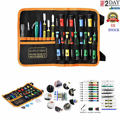 25 Pcs Professional Repair Tools Kit Set for iPhone Tablets Cell Phone Computers Phone Tool Kit