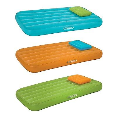 Intex Kids Children Inflatable Airbed, Waterproof Sleeping A
