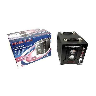 Nippon America AC Automatic Voltage Regulator ATVR-5000 5000 Watts
