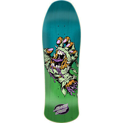 Santa Cruz Mummy Hand Preissue Skateboard Deck - 10""