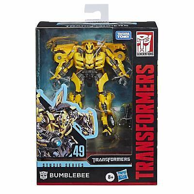 Transformers Studio Series ~ BUMBLEBEE (CAMARO) FIGURE #49 ~ Deluxe Class