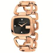 Gucci Rose Gold Watch