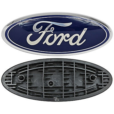 Ford Truck Logo Oval Front Grill Emblem Badge Replacement 9