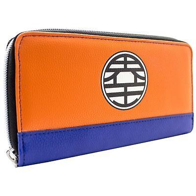Dragon Ball Z Kame Symbole Orange Portemonnaie Geldbörse Dragon Ball Merchandise