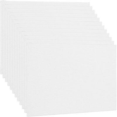 Blank Cotton Canvas Panels 4