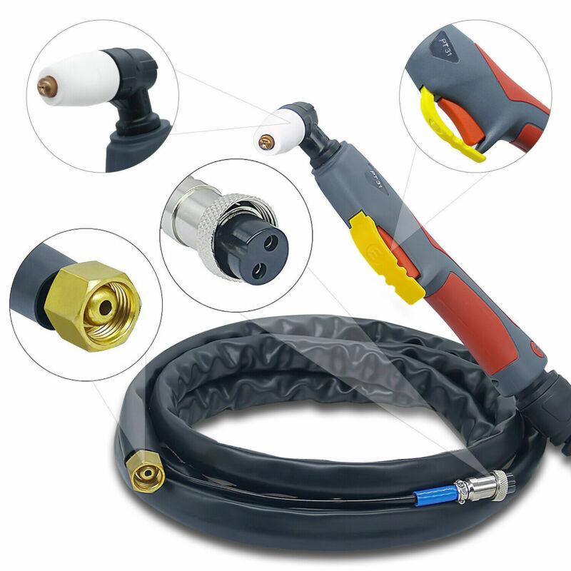 PT31 Plasma Cutter Welding Gun 40A hose Cutting Torch with 5M for CUT-40 LGK40