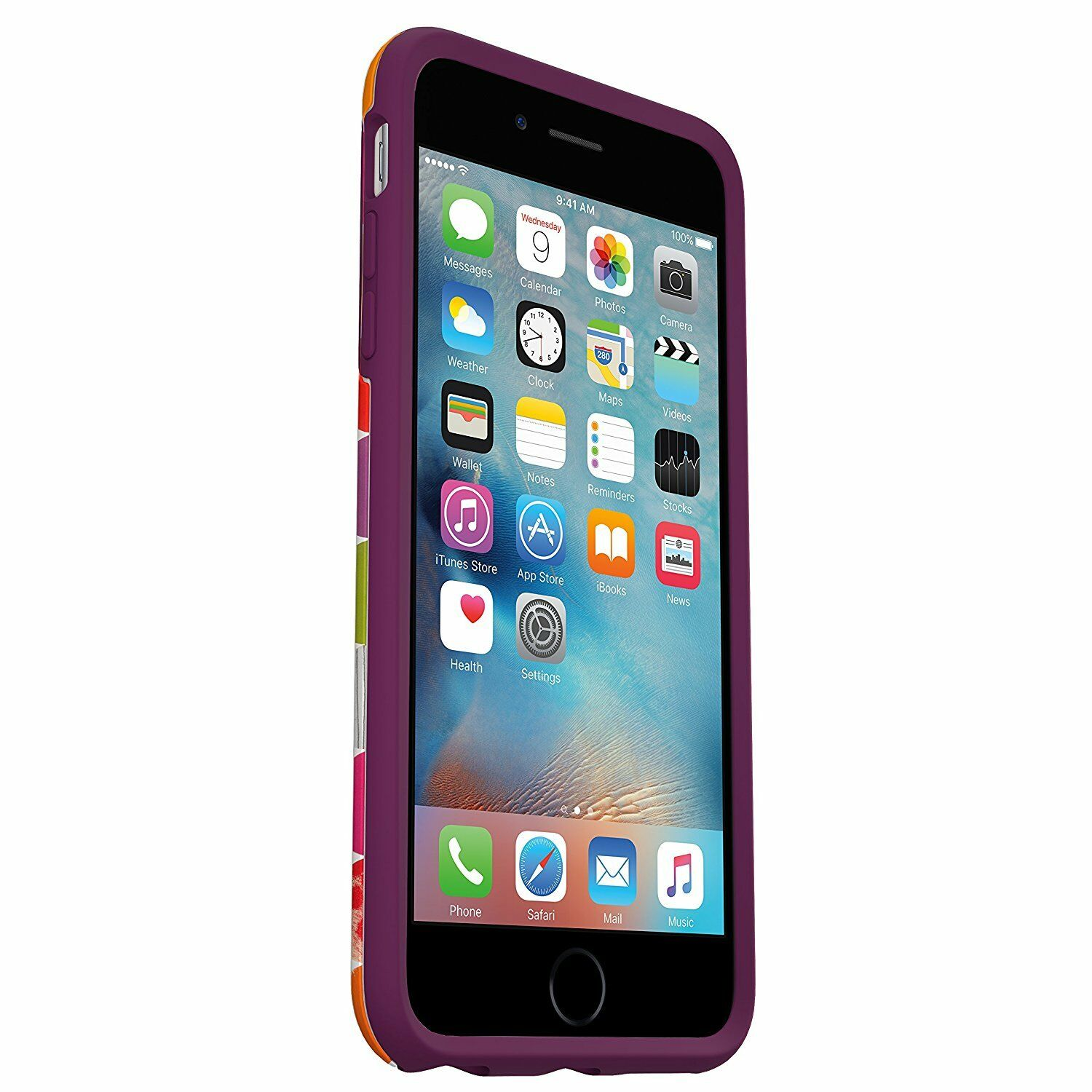 OtterBox Symmetry Series Case for iPhone 6 Plus/6s Plus (GUMBALLS)
