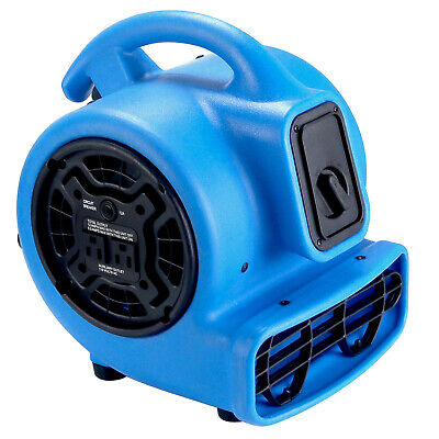 Mounto 15hp 800cfm Mini Commercial Air Mover Carpet Drying Blower