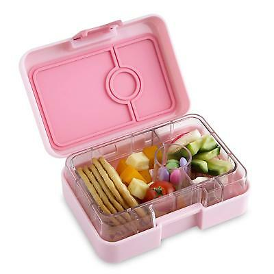 MiniSnack Leakproof Snack On The Go Box School Daycare 5.8x4x2