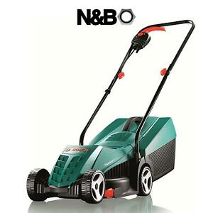 Bosch Green Rotak 32R Corded Electric Rotary Lawn Mower 240v 0600885B70