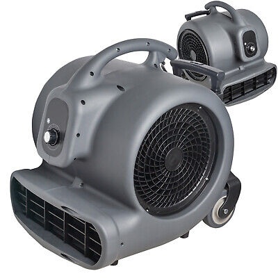 1hp Blower Floor Fan Carpet Dryer Utility Fan Air Mover Water Damage Equipment