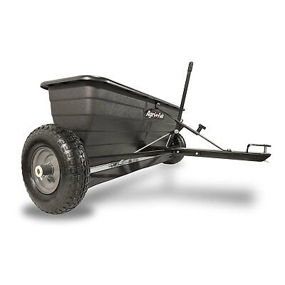 Agri-fab 175 Pound Capacity Tow Drop Spreader Rustproof With 1 Acre Coverage