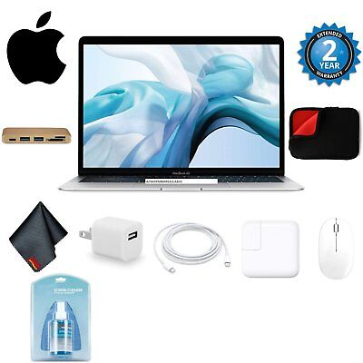 Apple 13.3 Inch MacBook Air Silver 256GB with Retina Display Late 2018 Bundle 11